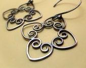 Intertwined Earrings