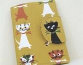 E-READER KINDLE 3 CASE Adorable Kitties Book Style