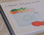Meal Planner - Bi-Weekly (Large) Yellow