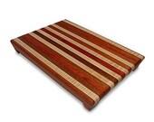 Wooden Cutting Board - Wedding Present - Anniversary, Housewarming - FREE ENGRAVING