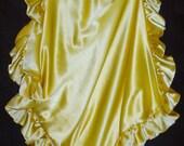 custom luxe silk cuddle blanket