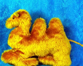Sewing Pattern to make a Small Camel Stuffed Animal Soft Toy Easy Design from Fantasy Creations