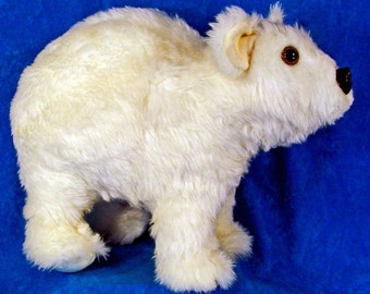 Sewing Pattern Make a Polar Bear Cub Easy Design from Fantasy Creations