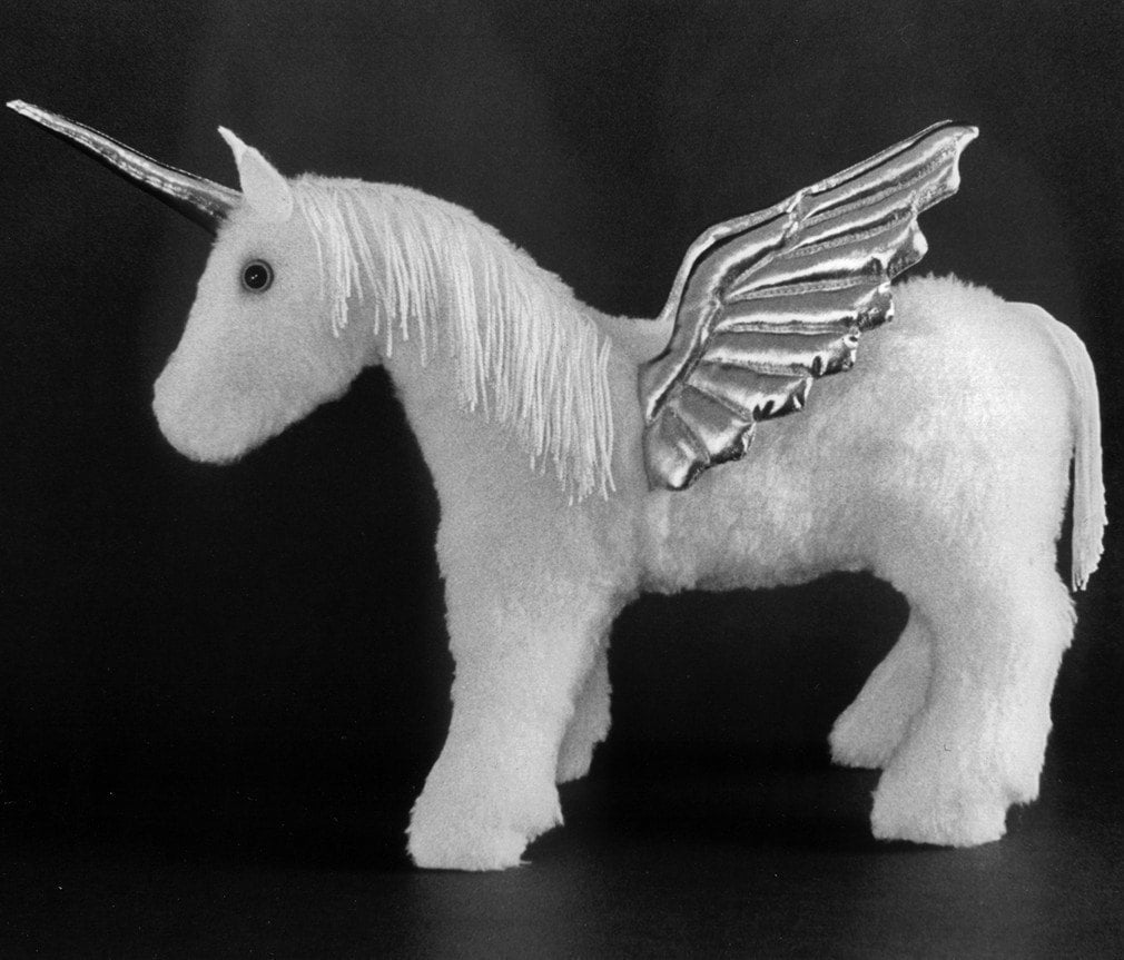Sewing Pattern Make a Baby Unicorn Pegasus or by FantasyCreations