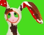 the rabbitcow
