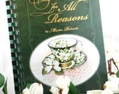 TEA Cookbook - Tea For All Reasons - Signed by the Author