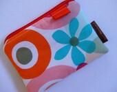Stroller or Pram mini pouch -  Whimsical fun