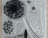 Close to My Heart - Treasures Stamp Set