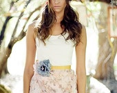 Vintage Inspired Special Occasion Skirt - The Tulipe Skirt