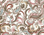 DESTASHING - Blush by Basic Grey for Moda Fabrics - Essence Cherry Cordial - 1 Yard