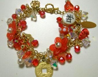 "Chinese Adoption ""Forever Family"" Bracelet - Free Shipping"