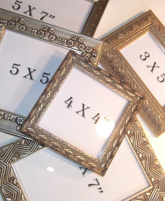 Set of 5 Darling Picture Frames