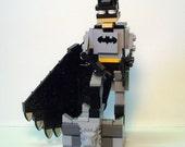 Custom Man of Bat Model