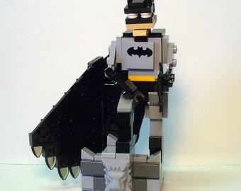 Custom Man of Bat Model