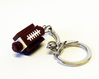 Mini LEGO Football Key chain