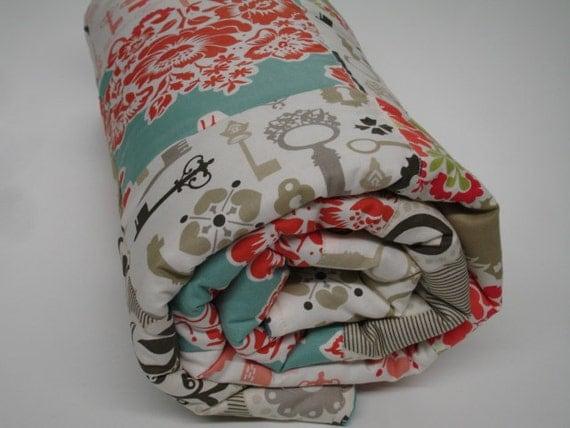 Reserved For Carr23 Secret Garden Minky Blanket By Kbexquisites