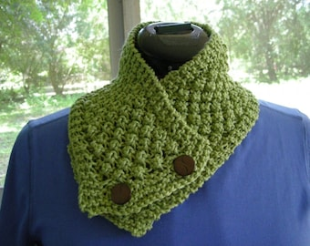 Knit Bump Scarf  PDF pattern  instant download