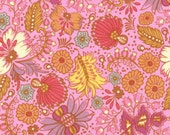 SALE - Anna Maria Horner - Little Folks - Voile - VAH01 - Berry - 1yd