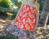 Daisy Path Sundress - See Listing for available sizes