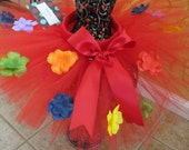 Hawaiian Tutu Skirt