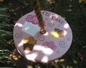 Cupcake Tree Swing