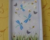 Magnetic Garden Bulletin Board