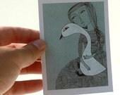 12 tiny illustrations