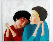 together original painting