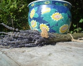 Dried lavender bundle with yarrow and twine-Half off SALE