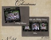 No. 54 Film Strip Christmas Card