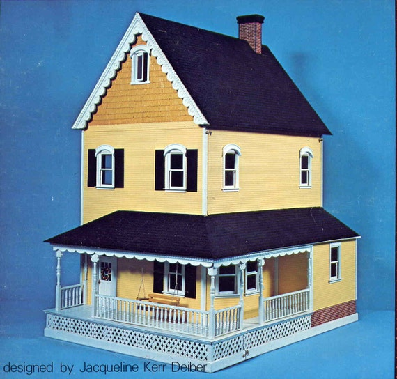 Pepperwood Apartments: Vintage 1970's Pepperwood Farm Doll House By AllsFairy On Etsy