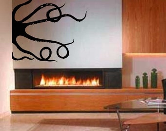 ShaNickers Wall Decal/Sticker-Octopus-Large-FREE SHIPPING