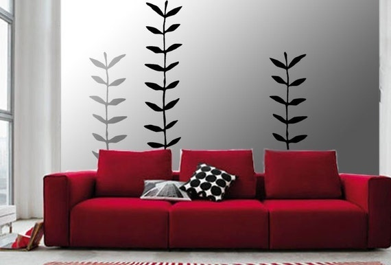 ShaNickers Wall Decal/Sticker-Vines-FREE SHIPPING