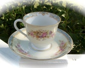 Noritake Occupied Japan Demitasse Cup and Saucer
