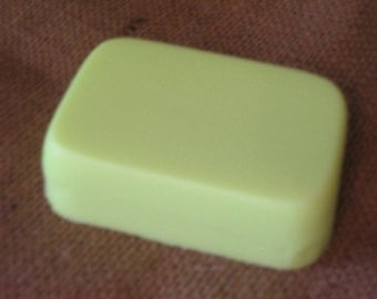 Natural Goat's Milk Lime Soap