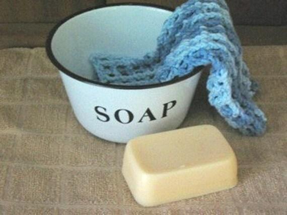 Tangerine Essential Oil Goats Milk Soap