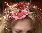 Art Nouveau Style Fairy Tiara