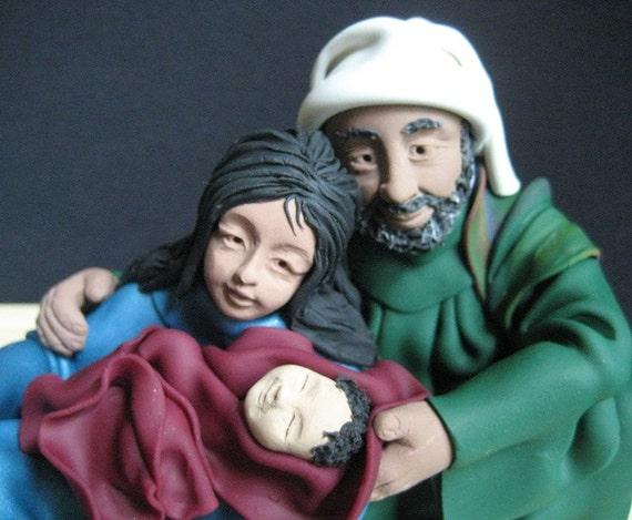 Nativity - Mary's Little Baby - TREASURY ITEM