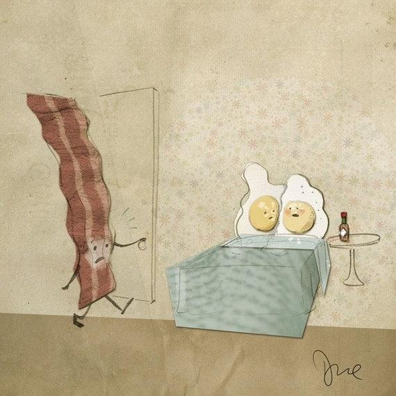 Bacon Surprise