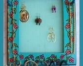 Wall Jewelry Holder
