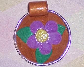 Flower Dome Pendant