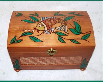 Chest Jewelry Box