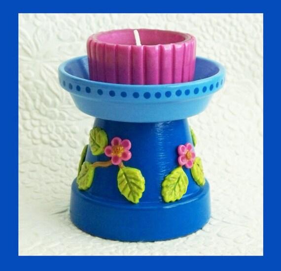 Pedestal Candle Holder no.2