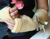 Crochet PATTERN - Grace Arm Warmer PATTERN (Crochet) in PDF Format