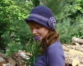 Crochet PATTERN -  - Waterford in PDF Format Via Email by Bella McBride