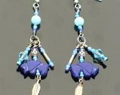 Zuni Buffalo Fetish Earrings