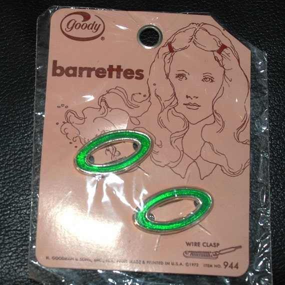 Goody Barrettes - Hair Accessories