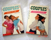 2 Teen Books from the 80's - Couples Series