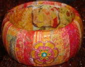 Orange You Great BanGal bangle bracelet