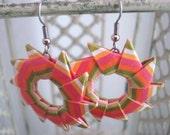 Fiesta Wheel Earrings